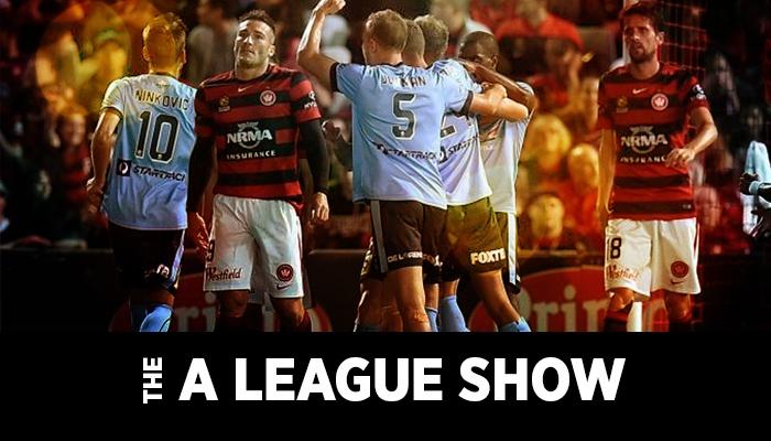 The A-League Show – April 8th 2018