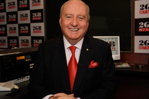 Article image for BACK IN TIME | Alan Jones' greatest radio hits