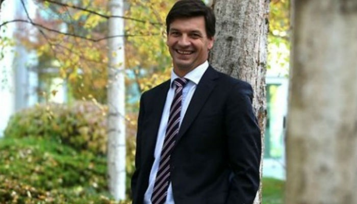 Angus Taylor and Business
