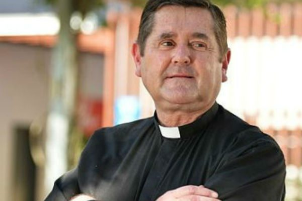 Ray urges his listeners to support Father Chris Riley's annual Christmas gift card drive