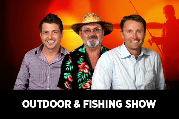 Outdoor & Fishing Show: Full Show 24th August 2019