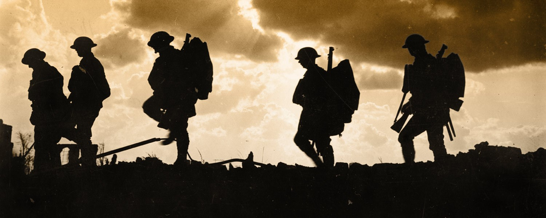 War Historian Will Davies