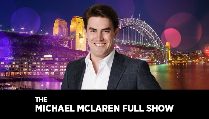 Article image for Overnights with Michael McLaren 29th November