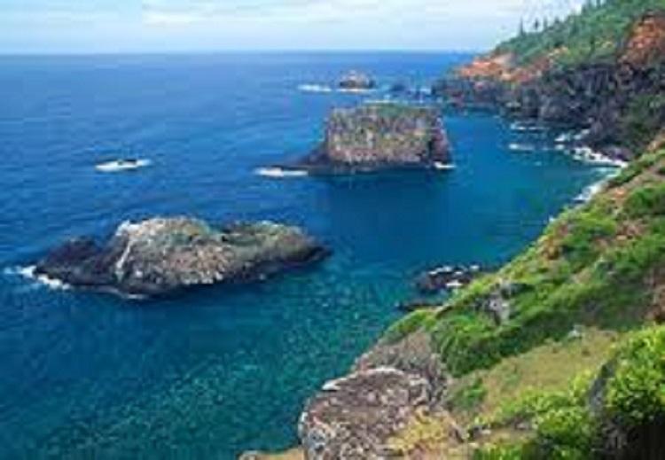 History of Norfolk Island