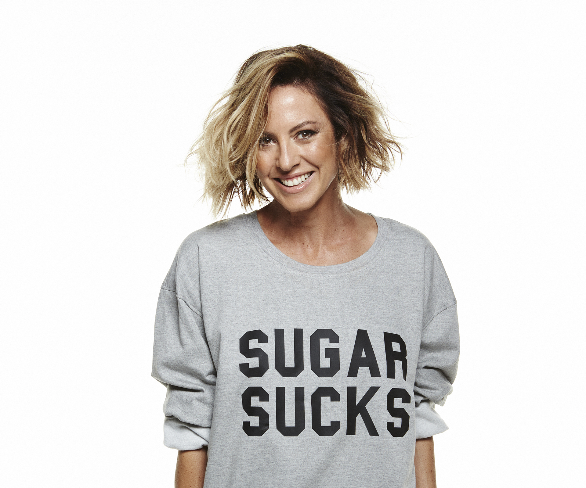 Resolutions: quitting sugar with Sarah Wilson