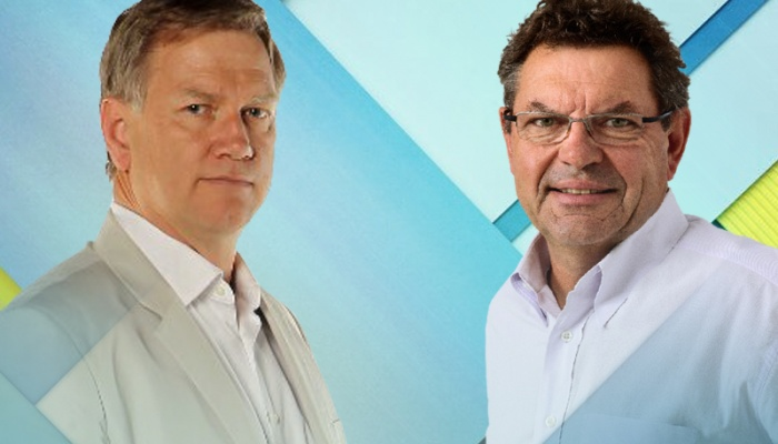 Andrew Bolt & Steve Price, August 21