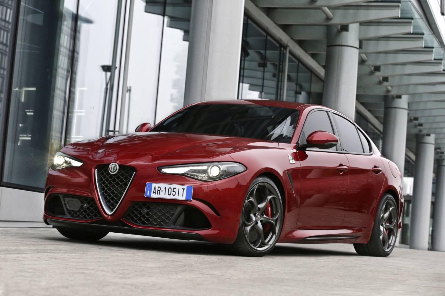 Alfa Romeo Giulia - 1