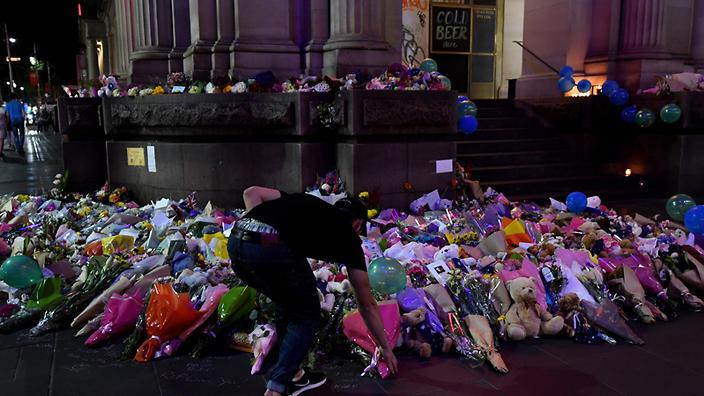 Ben Fordham – Vigil For Bourke Street Victims