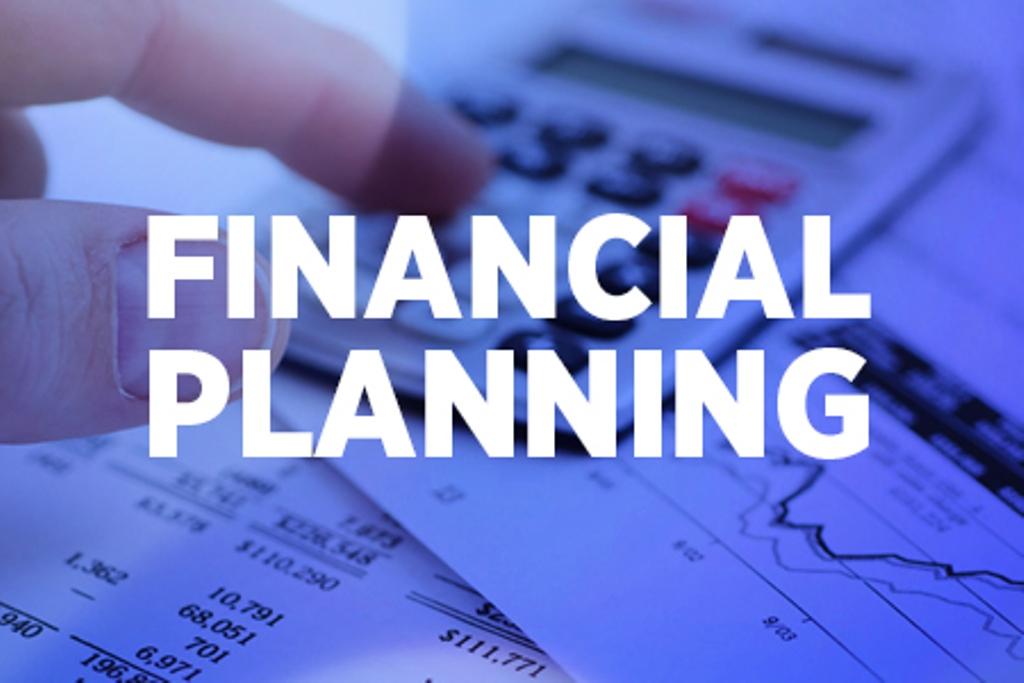 Financial Planning, October 16