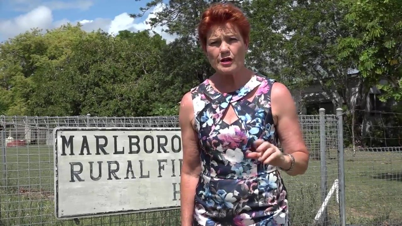 Pauline Hanson Fights For Our Farmers