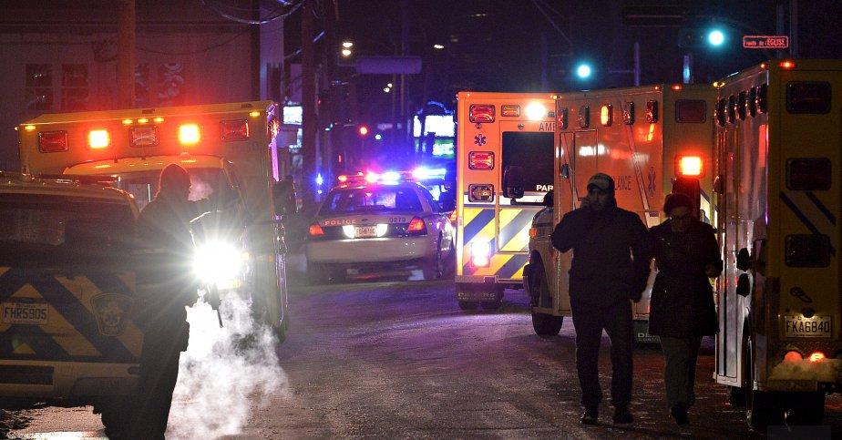 6 Killed In Quebec Mosque Shooting