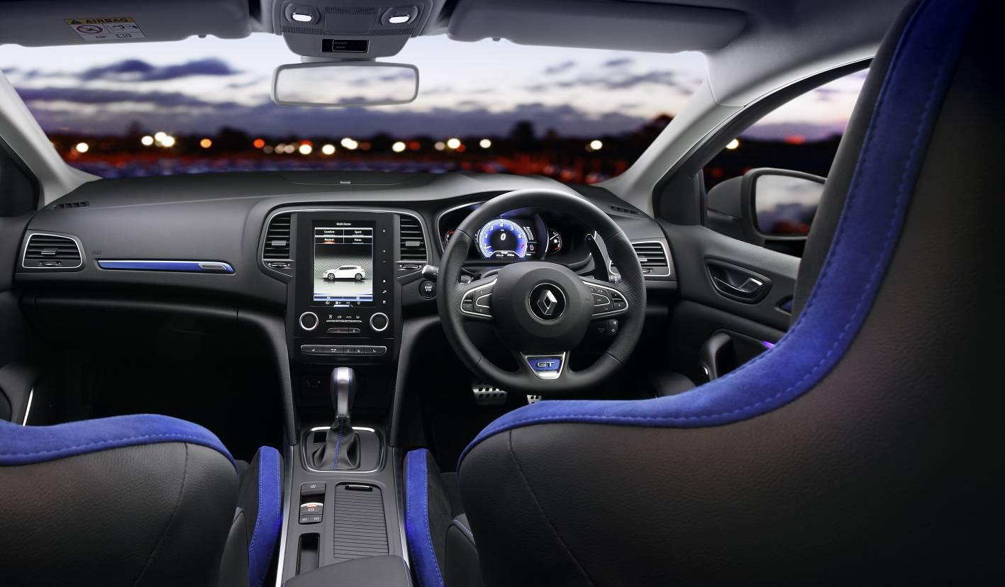Renault Megane GT - 4