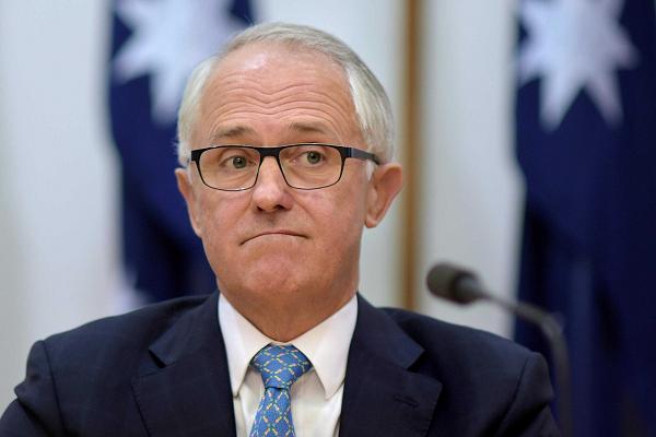 Turnbull Tight-Lipped On U.S Immigration Ban