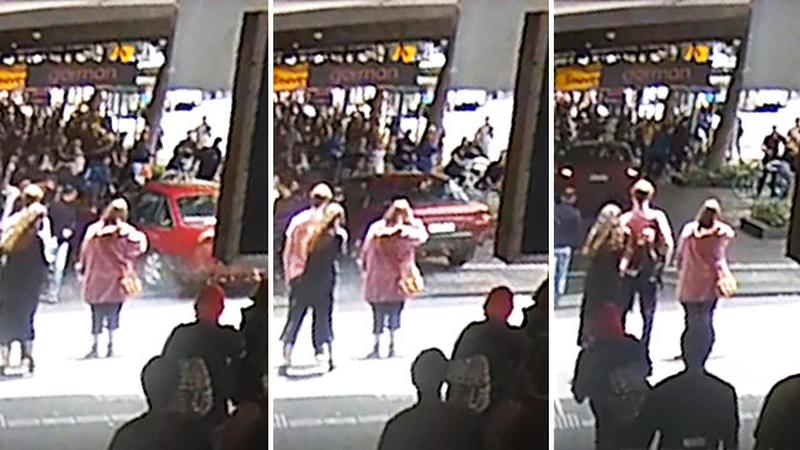 Shocking Footage Of Bourke Street Attacks