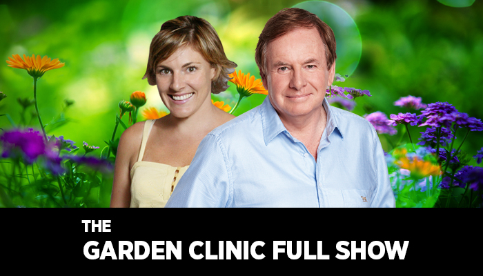 The Garden Clinic – Full show Saturday  31st October 2020