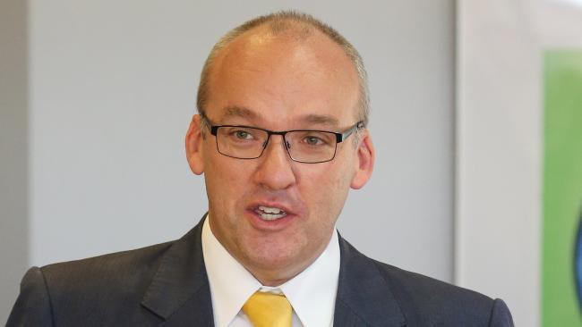 Luke Foley On Mike Baird's Resignation