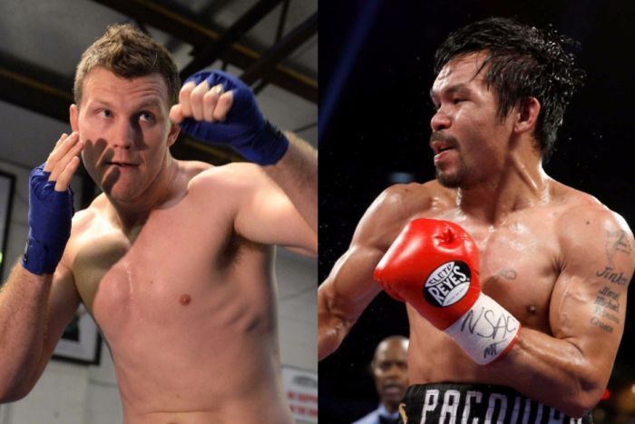 Jeff Horn & Manny Pacquiao To Fight