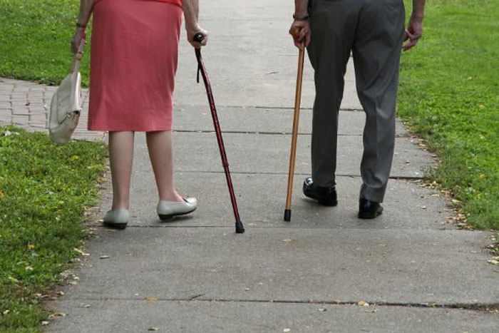 Ageing Population Poses Challenges For The Future
