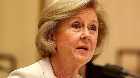 Gillian Triggs Is Out Of Touch