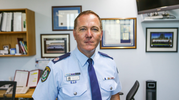 Mick Fuller – NSW Police Assistant Commissioner