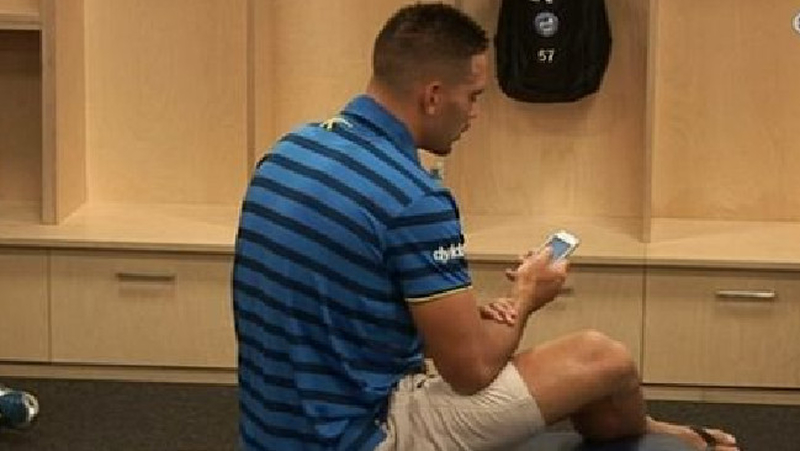 NRL Bans Phones In Dressing Rooms