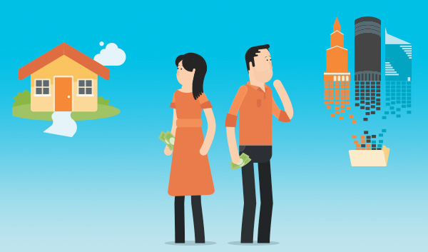 Shares vs Property – Where should you invest?