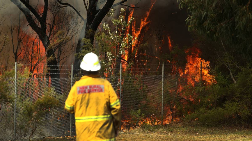 Accused arsonist denied bail