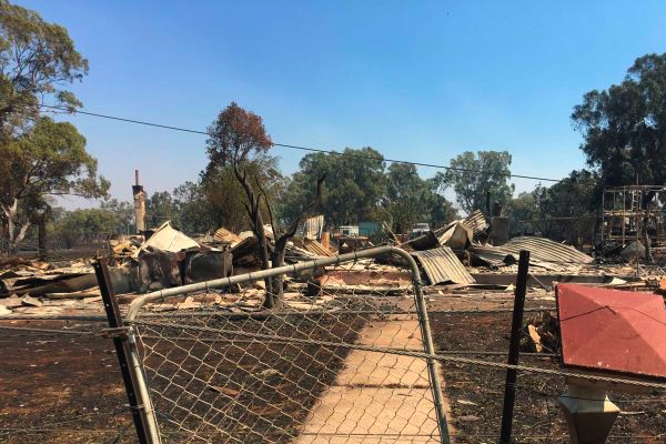 Article image for Bushfire Appeal for the NSW Central West