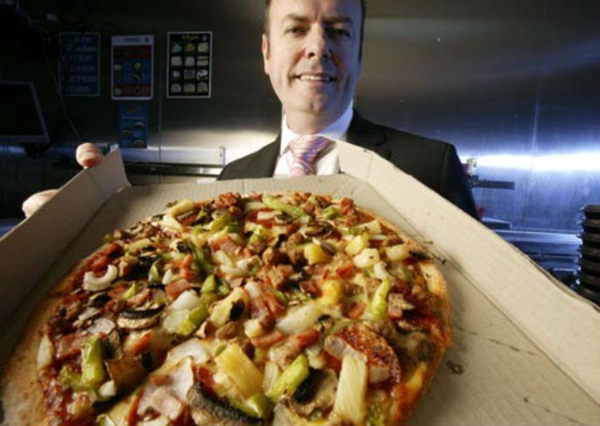 Domino's Pizza results