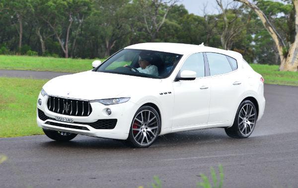 Maserati Levante SUV - 3