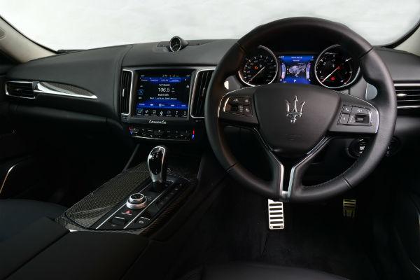 Maserati Levante SUV - 6