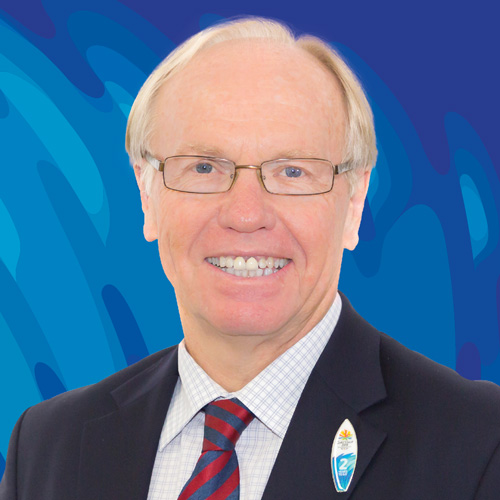 Peter Beattie and the Commonwealth Games