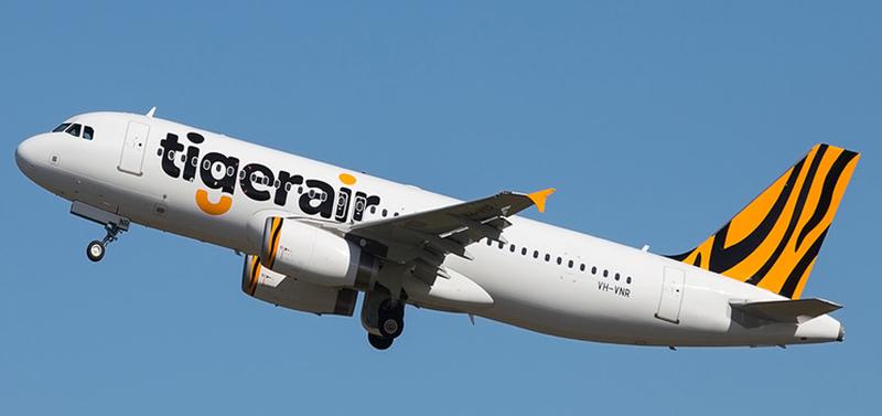 Tigerair Dumps Bali Flights