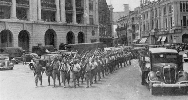 75th Anniversary – Fall Of Singapore