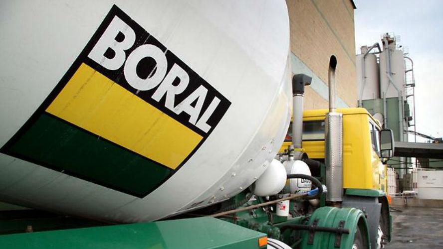 Boral results