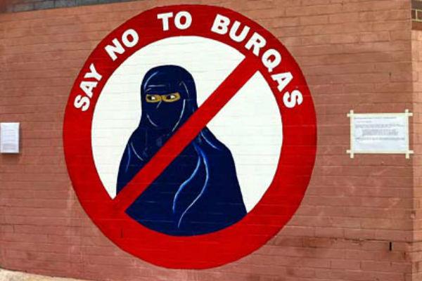 Islamic leader wants burqa banned