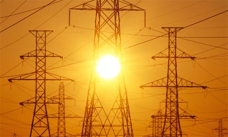Hot weather no excuse for power cuts