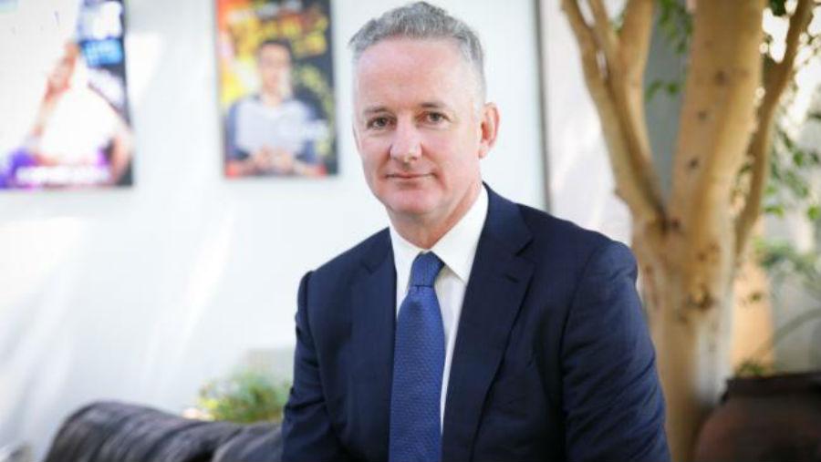 Hugh Marks CEO Nine Entertainment