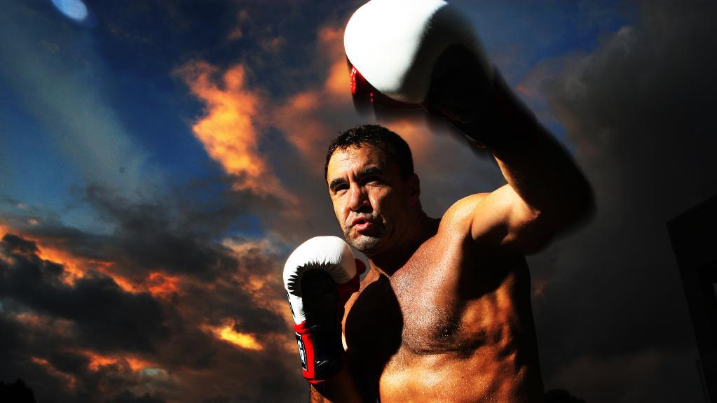 Boxing Legend Jeff Fenech