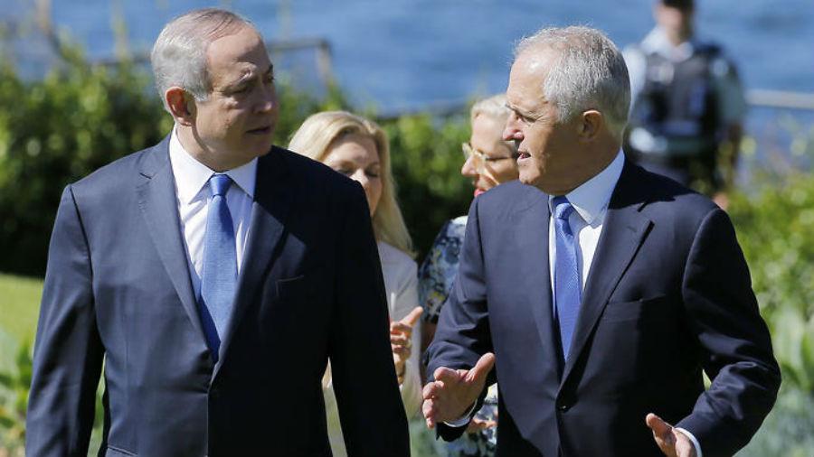 Day 2 of Netanyahu's Visit