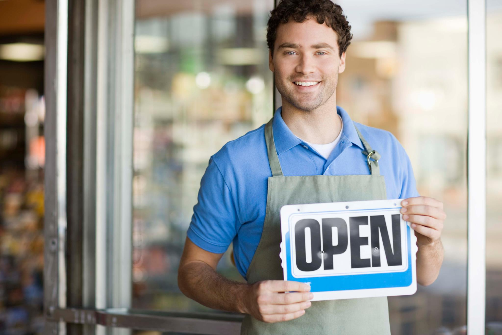 Small business support 'hazy but positive'