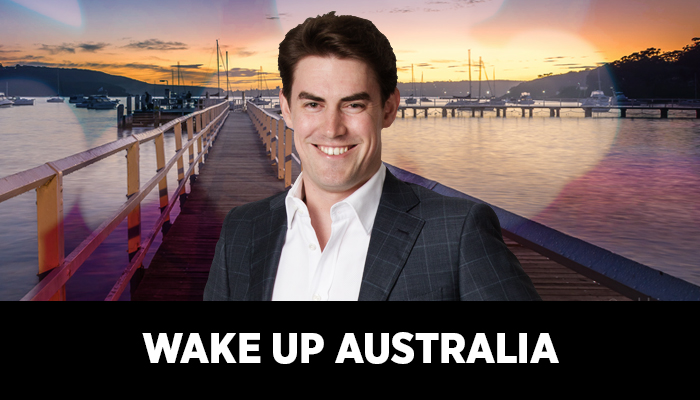 Article image for Wake Up Australia 22nd November