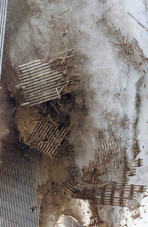 War Memorial Buys 9/11 Photos
