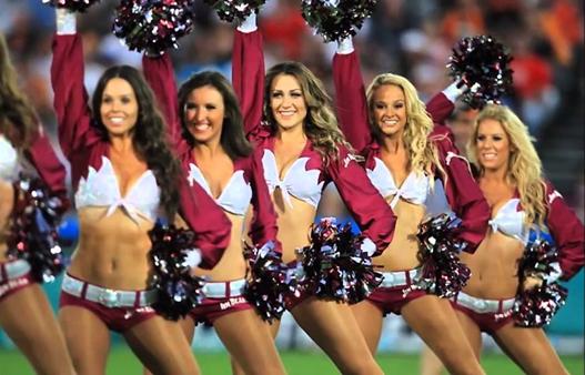 Should NRL Axe Cheerleaders?