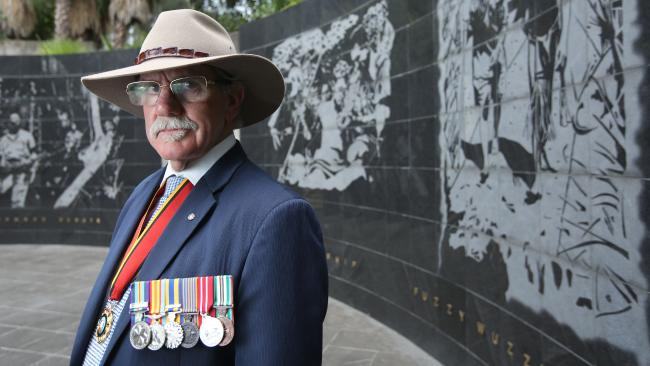 'Mateship' scrapped from Kokoda memorial