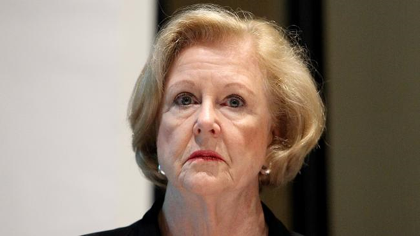 Gillian Triggs' Speech Is A Bit Rich
