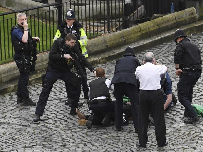 Home Raided After London Terror Attack