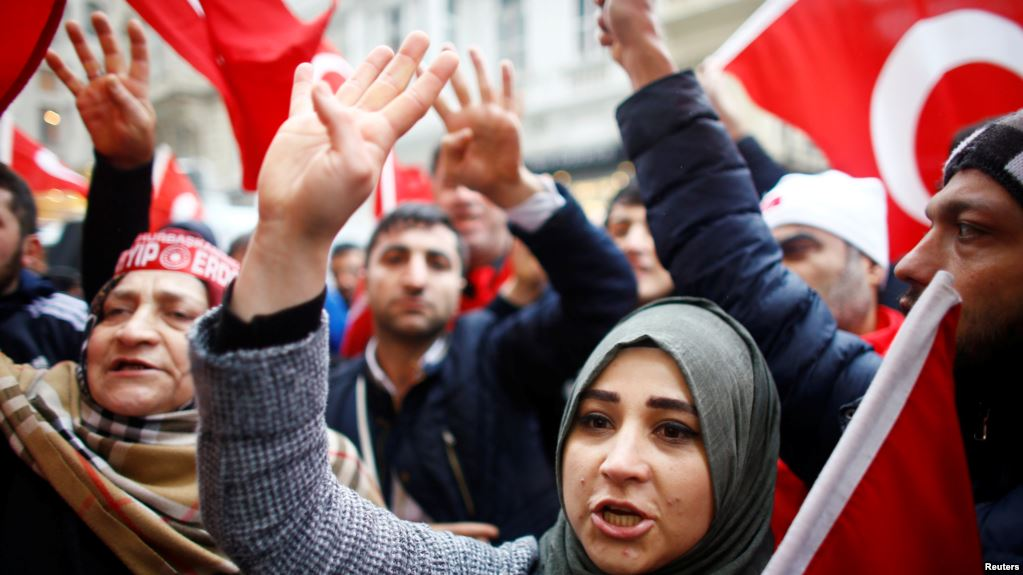 Tensions between the Netherlands and Turkey