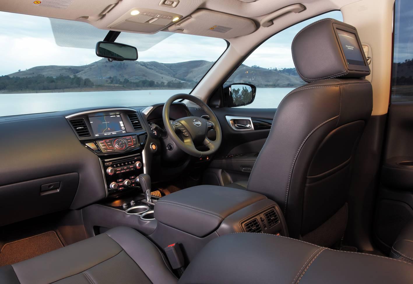 Nissan Pathfinder 2017 - 3
