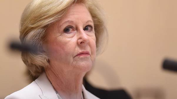 Gillian Triggs Caught Lying Again